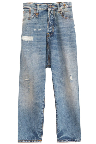 TS Tailored Drop Denim Jean in Bain