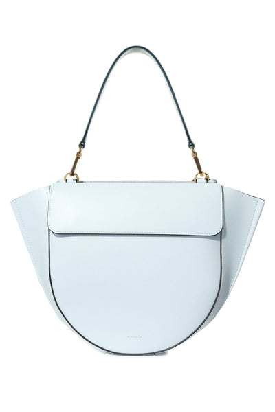 Hortensia Medium Bag in Milky Blue