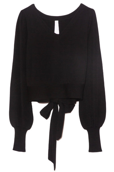 Phillimore Sweater in Black