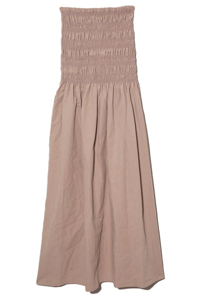 Clio Skirt in Khaki