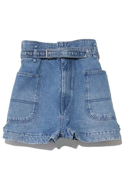 Kike Shorts in Light Blue