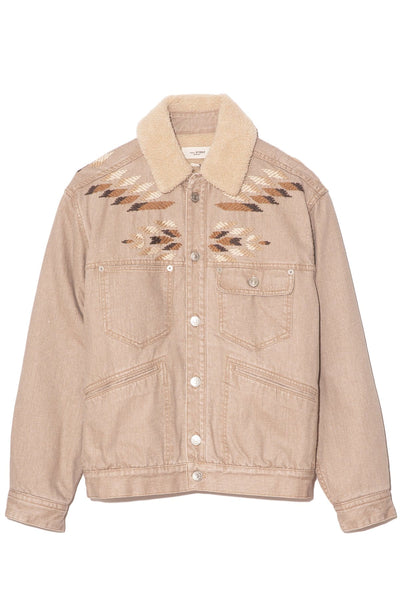 Jarna Jacket in Beige
