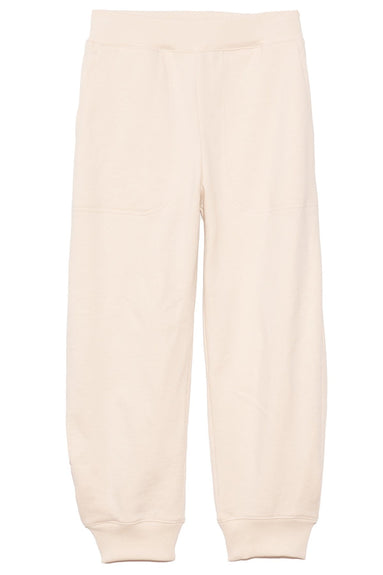 Sculpted Sweatpants in Ivory
