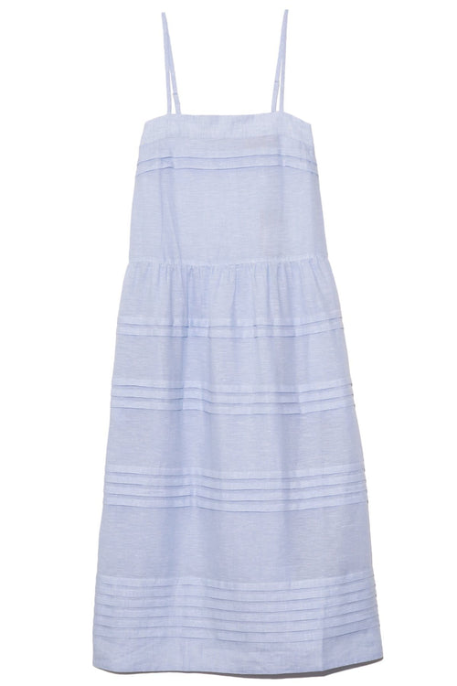 Vanessa Cami Dress in Sky