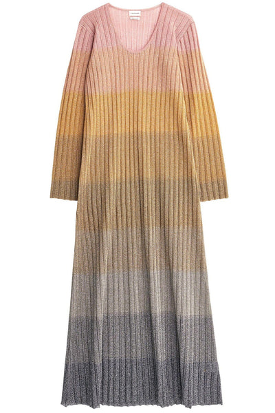Bathis Dress in Tan
