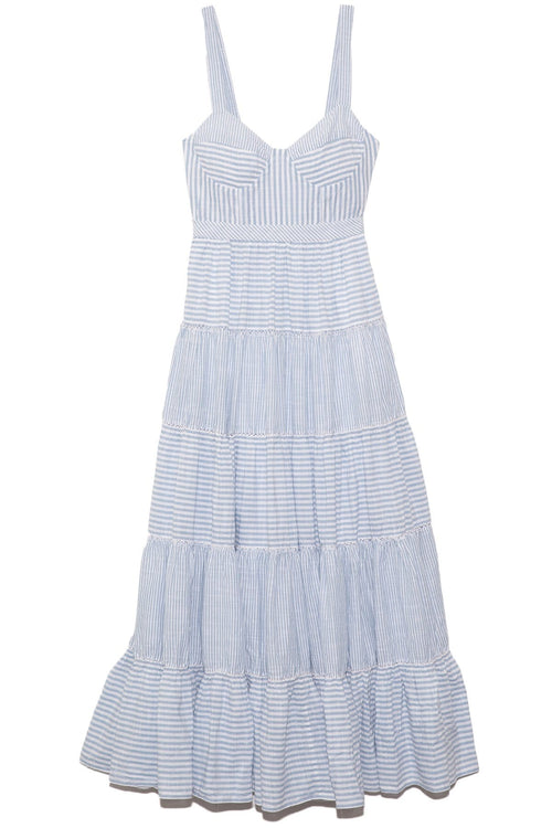 Story Dress in Maritime Blue