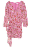 Piper Dress in Pink Eden