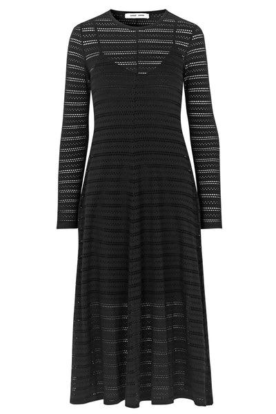 Miriam Dress in Black