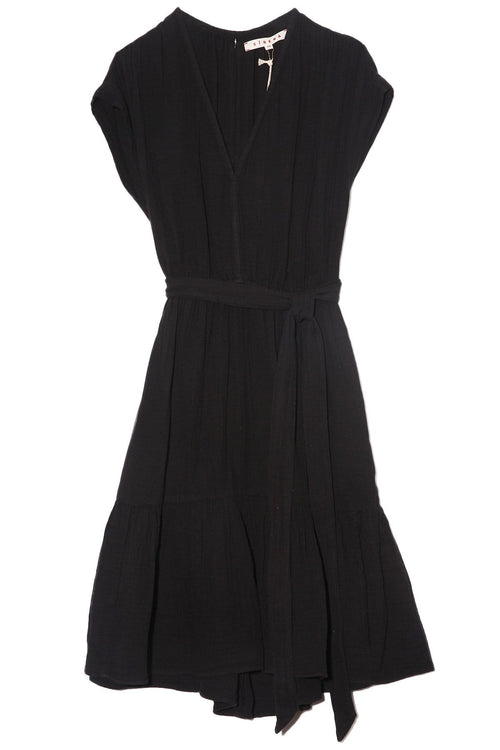 Maren Dress in Black