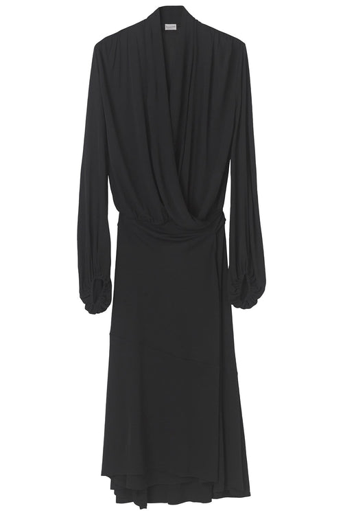 Ismene Dress in Black