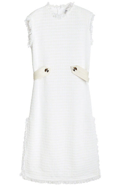 Lavra Dress in White