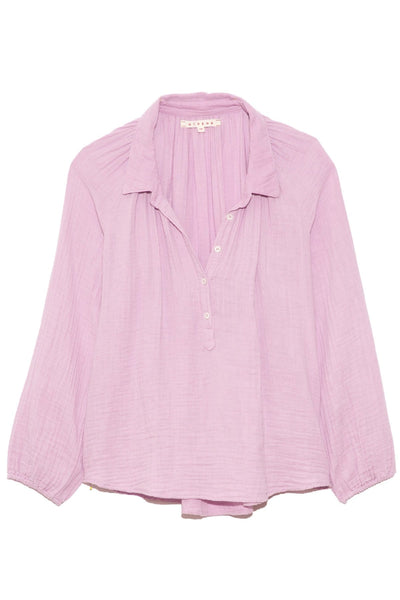 Ames Top in Light Lilac