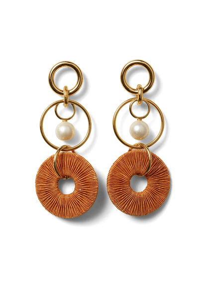 Santa Ana Earrings in Multi