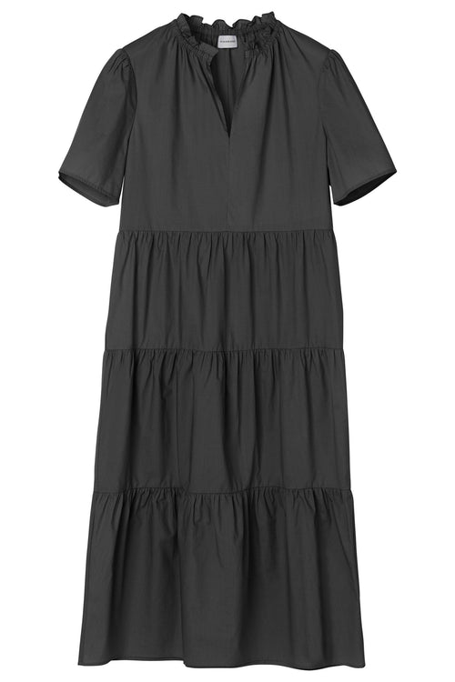 Alania Dress in Black
