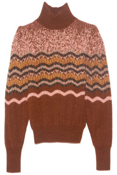 Pipo Sweater in Noisette