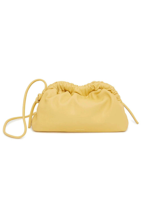 Mini Cloud Clutch in Spiga