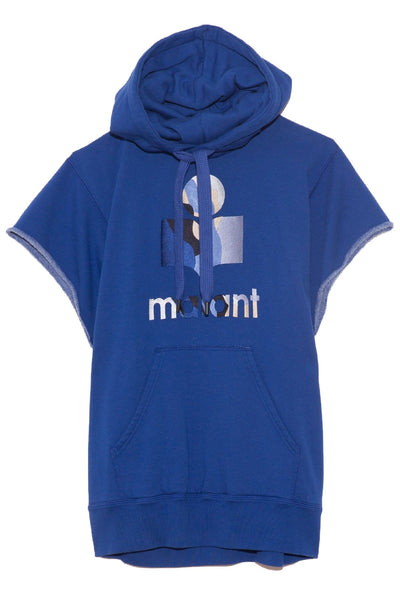 Milesy Sweatshirt in Electric Blue