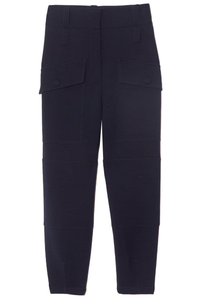 Cecilia Trousers in Navy