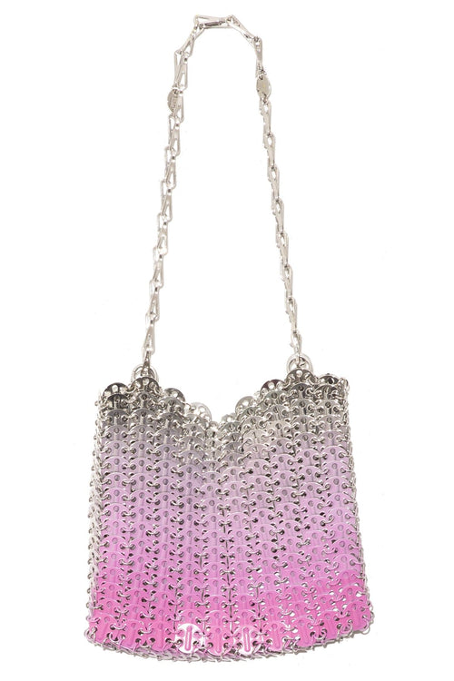1969 Arty Bag in Silver/Pink