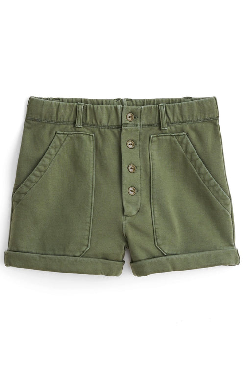 Ambrose Shorts in Army Green