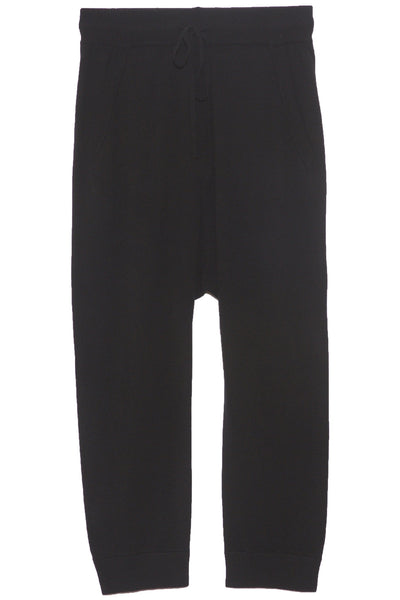 Paris Sweatpant in Black