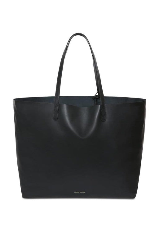 Oversized Tote in Black
