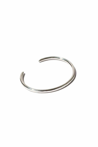 Thick Sidra Cuff in Sterling Silver