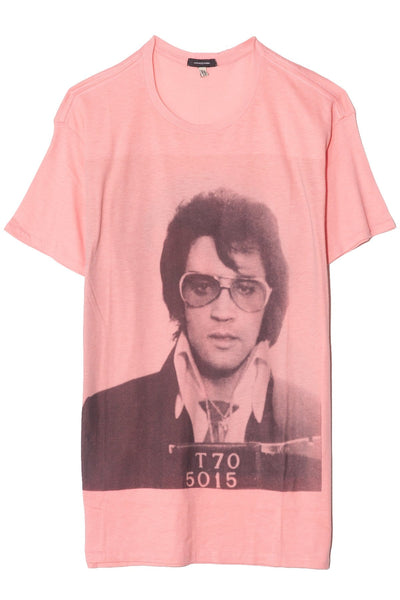 Elvis T70 Boy T in Pink