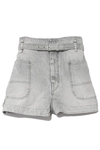 Kike Shorts in Grey