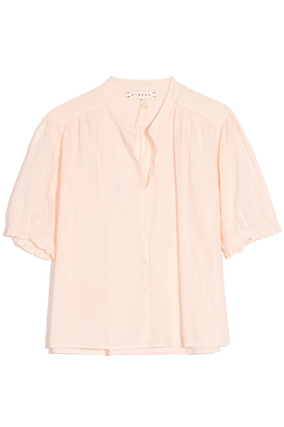 Eden Shirt in Pink Sands