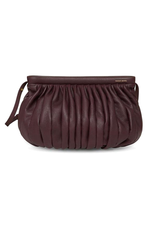 Balloon Bag in Eggplant