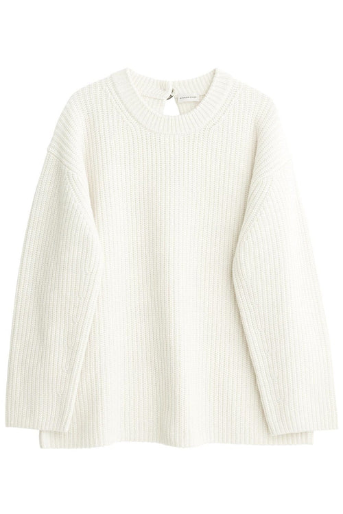 Amicia Sweater in Soft White