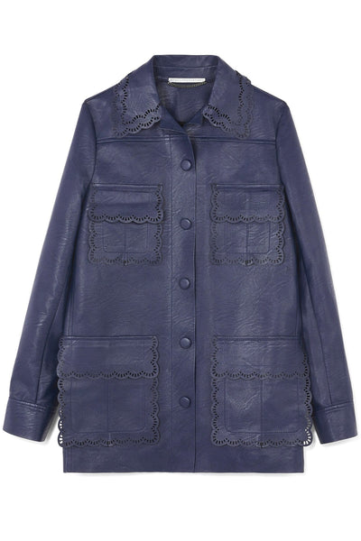 Laila Jacket in Navy