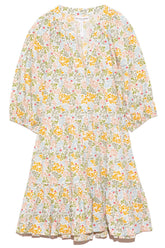 Mini Mitte Dress in Light Daisy