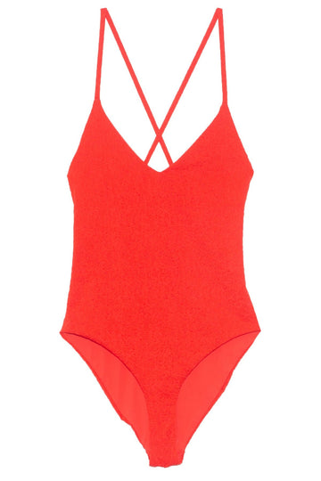 Emma Swimsuit in Red