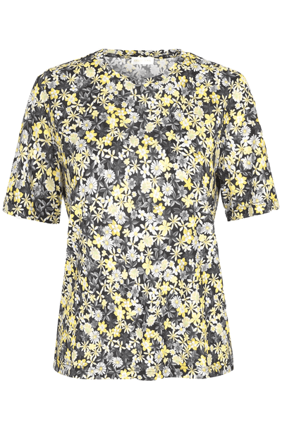 Leonie Top in Summer Flowers