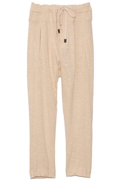 Slub Rib Relaxed Pant in Canvas