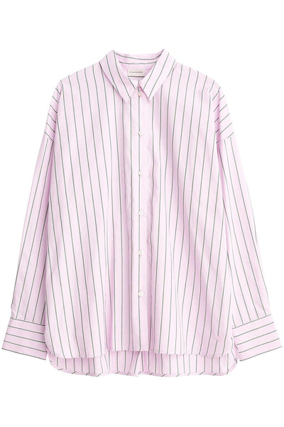 Elasis Top in Rose Pink Stripe
