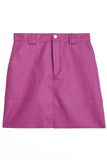 Christo Skirt in Magenta