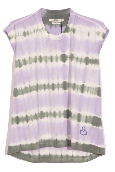 Anette T-Shirt in Lilac