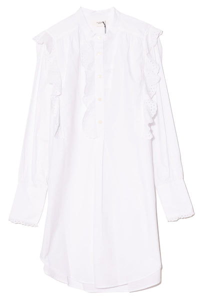 Orsenia Dress in White