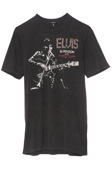 TS Elvis In Person Curtis T in Aged Black