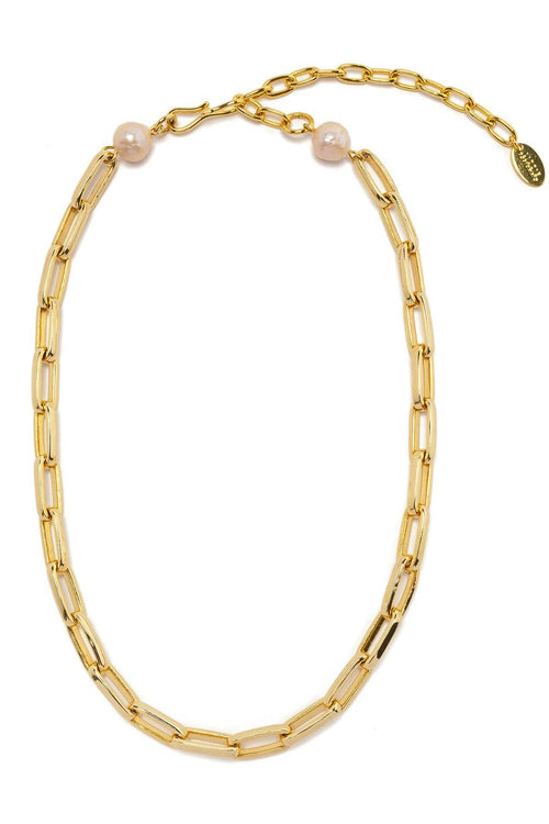 Classico Necklace in Gold