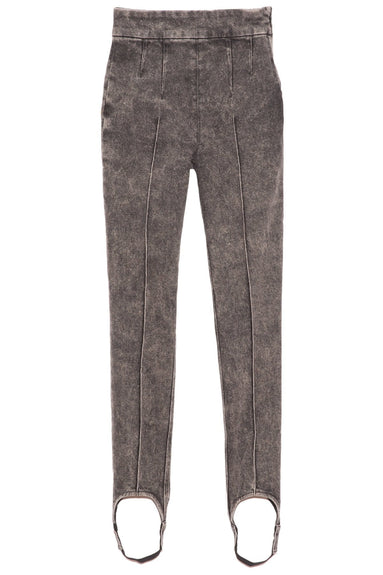 Nanouli Trouser in Faded Black