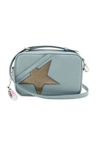Star Bag in Celadon/Dark Silver
