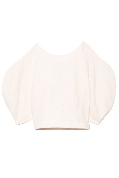 Peni Top in Ivory