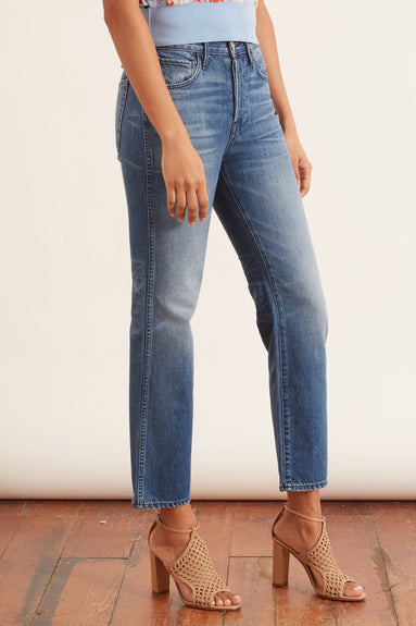 Shelter Austin Crop Jean in Malone