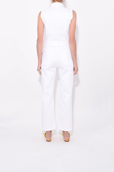 Morris Jumpsuit in Dutch White