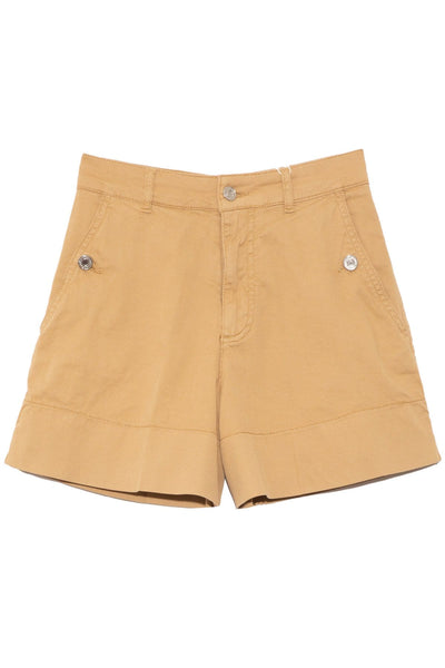 Nixia Short in Mastic