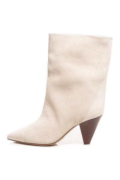 Lillis Boot in White